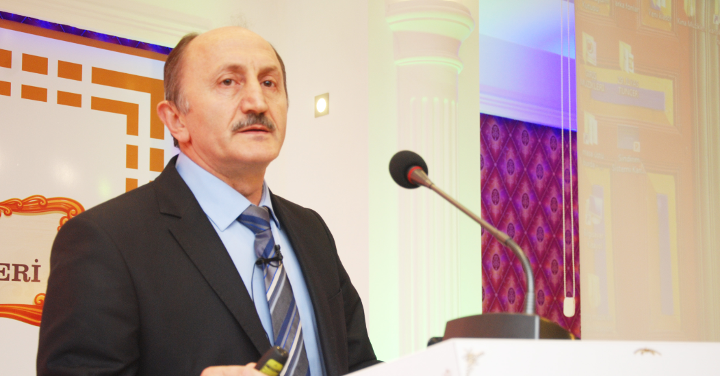 Prof. Dr. İlyas TUNCER